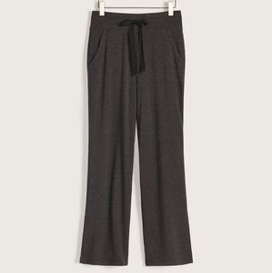Addition Elle Fleece Wide Leg Pants Plus